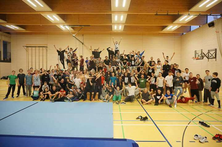 Parkour DAY – Move' WinterJam