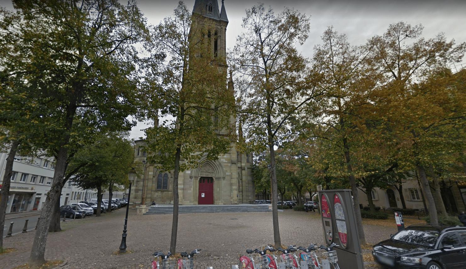 Mulhouse – Eglise St Etienne