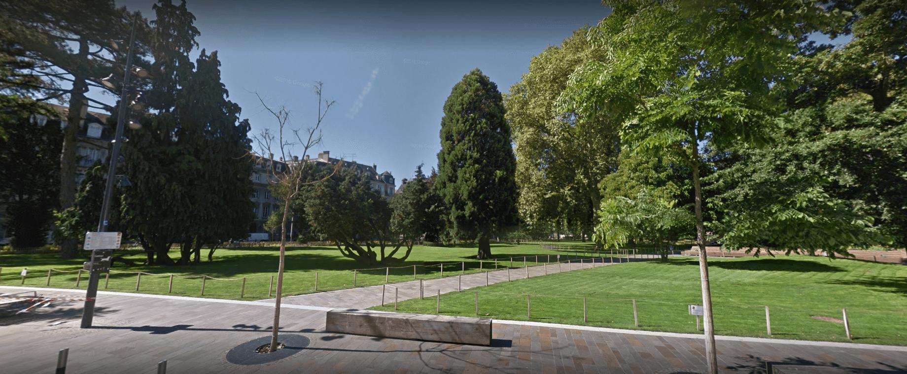 Mulhouse – Parc Steinbach