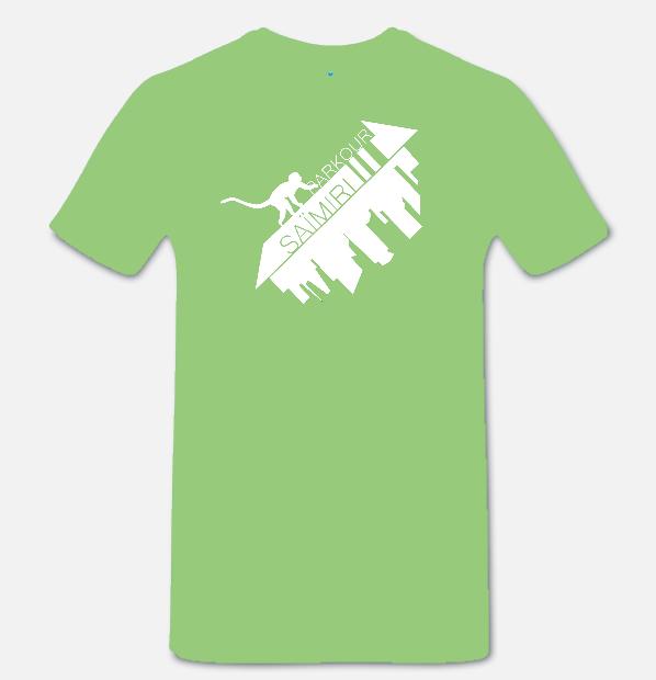 T-shirt vert [officiel]