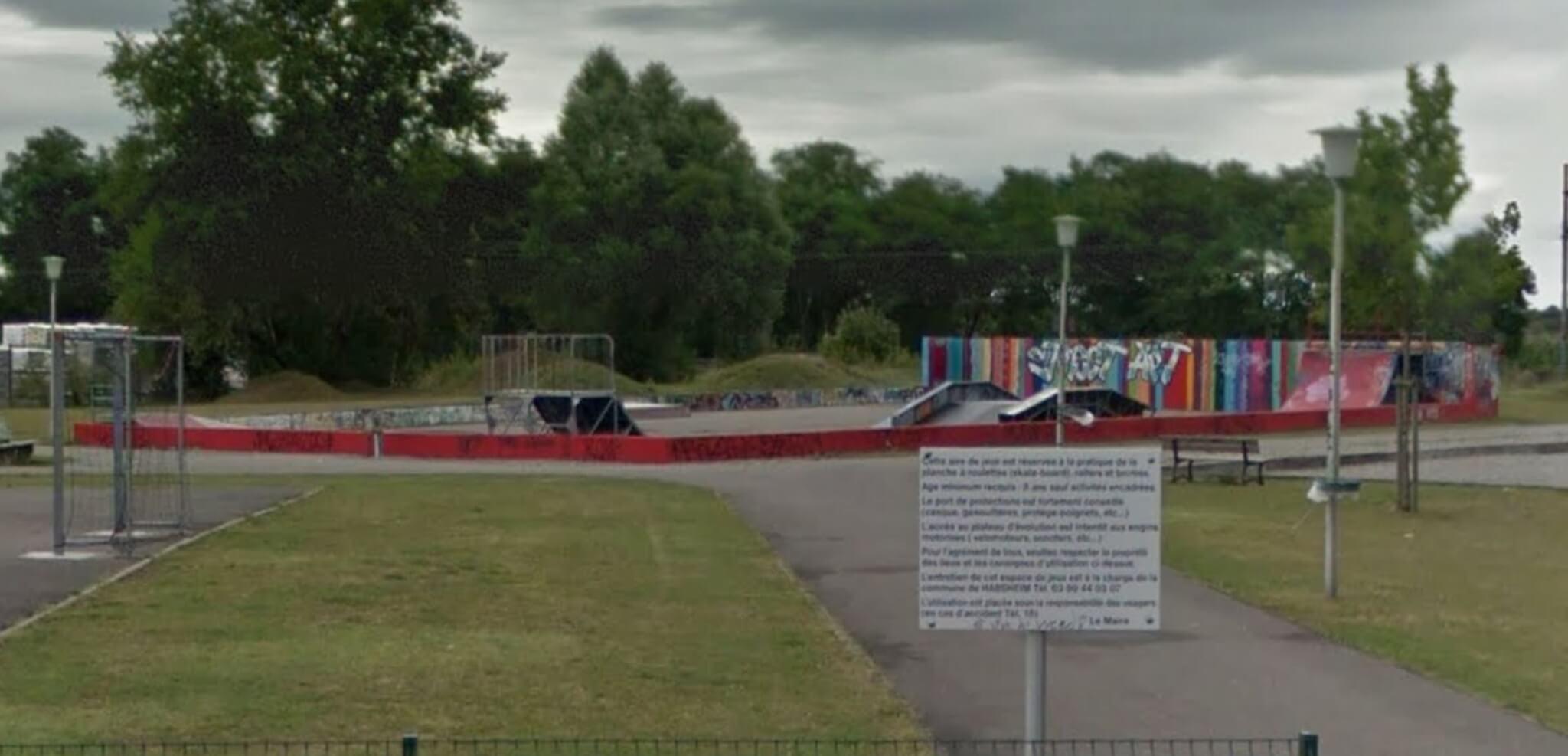 Habsheim – Skate park