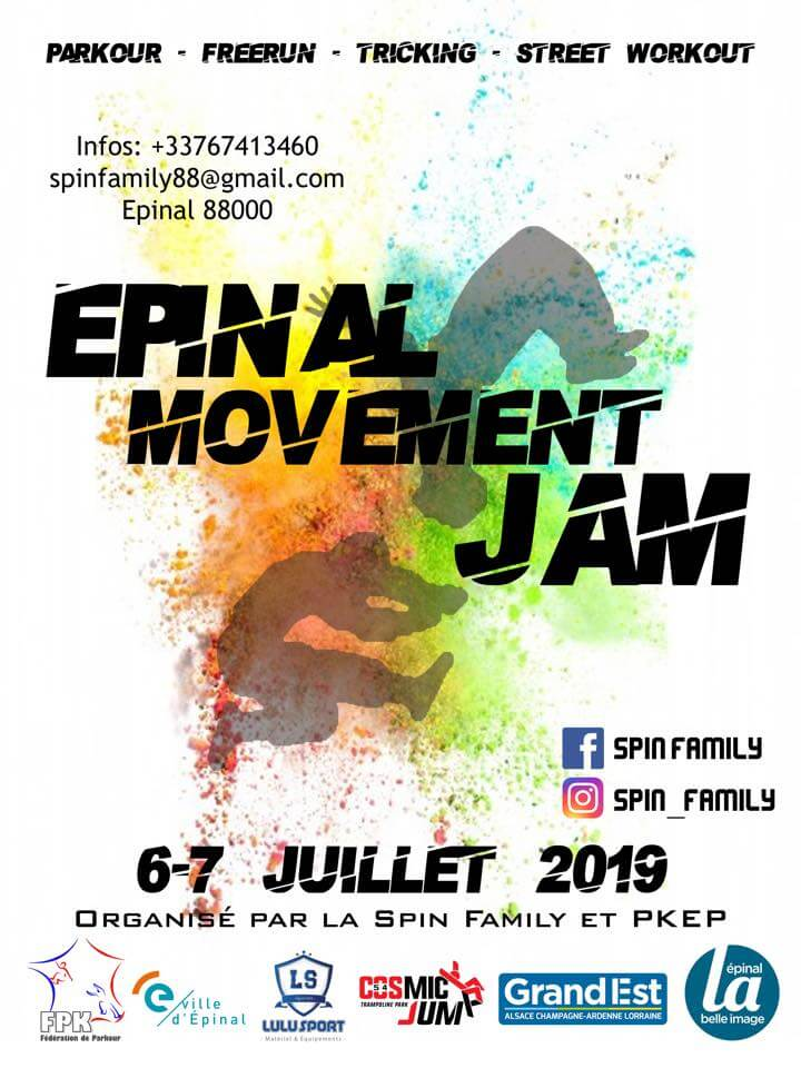 Epinal Movement Jam