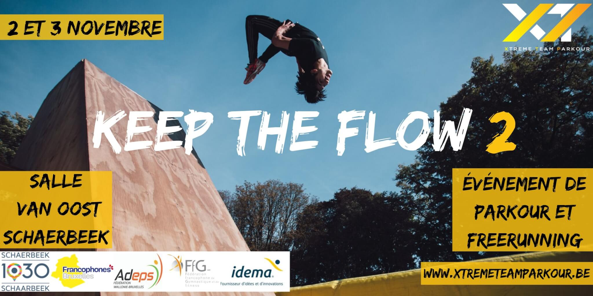KEEP THE FLOW 2